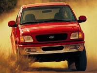 1998 Ford F-150 Extended Cab Short Bed Truck