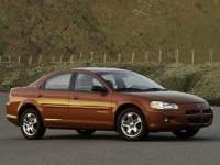 Pre-Owned 2003 Dodge Stratus FWD 4D Sedan