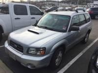 2004 Subaru Forester 2.5 XT SUV