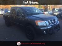 Pre-Owned 2012 Nissan Titan SV Truck Crew Cab For Sale | Raleigh NC