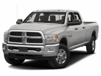 2016 Ram 3500 Tradesman Truck Crew Cab For Sale in Conway