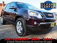 2008 GMC Acadia AWD V-6 Fully oaded Leather Panoramic Roof DVD 123