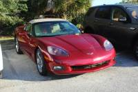 Pre-Owned 2007 Chevrolet Corvette 2dr Conv RWD Convertible