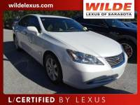 Certified Pre-Owned 2009 Lexus ES 350 4dr Sdn FWD 4dr Car