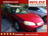 Pre-Owned 2002 Chrysler Sebring 2dr Convertible LXi FWD Convertible
