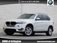 2015 BMW X5 sDrive35i sDrive35i SUV 4x2