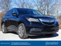 2016 Acura MDX w/Advance SH-AWD w/Advance in Kansas City