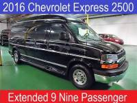 2016 Chevrolet Express Passenger Rocky Ridge 9 Passenger Conversion