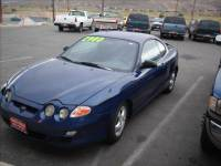 2001 Hyundai Tiburon coupe