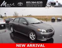 Used 2011 Toyota Corolla S w/Bluetooth, Moonroof, Alloy Wheels & Power Pack Sedan in Plover, WI