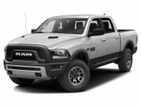 2017 Ram 1500 4WD Rebel Full Size Truck