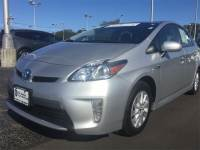 Certified Pre-Owned 2012 Toyota Prius Plug-in With Navigation