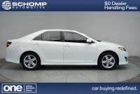 Pre-Owned 2012 Toyota Camry SE FWD 4dr Car