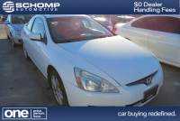 Pre-Owned 2003 Honda Accord Cpe EX FWD 2dr Car