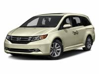 Certified Pre-Owned 2016 Honda Odyssey Touring With Navigation