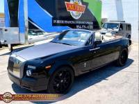 2008 Rolls-Royce Phantom Drophead Coupe 2dr Convertible
