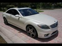 2008 Mercedes-Benz CL-Class CL 600 2dr Coupe