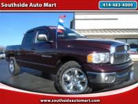 2005 Dodge Ram 1500 Laramie Quad Cab Short Bed 2WD