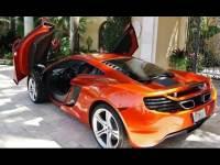 2012 McLaren MP4-12C 2dr Coupe