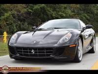 2011 Ferrari 599 GTB Fiorano 2dr Coupe