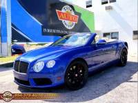 2015 Bentley Continental GTC V8 S AWD 2dr Convertible