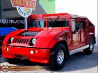 1999 AM General Hummer Open Top AWD 4dr Turbodiesel Convertible