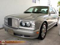 2001 Bentley Arnage 4dr Red Label Turbo Sedan