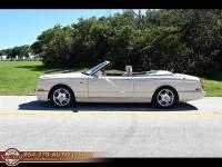 2001 Bentley Azure 2dr Turbo Convertible