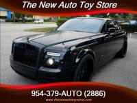 2009 Rolls-Royce Phantom Coupe 2dr Coupe