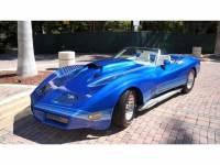 1969 Chevrolet Corvette Stingray Can Am Gree