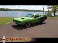 1971 Plymouth Barracuda Numbers-Matching