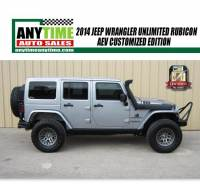 2014 Jeep Wrangler Unlimited Unlimited Rubicon 4x4 - $41,753 W.A.C.*
