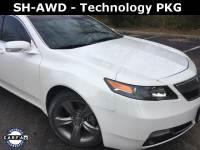 2014 Acura TL SH-AWD Sedan