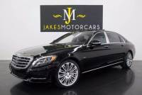 2016 Mercedes-Benz S-Class Maybach S600 (ONLY 2700 MILES!)