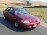 2000 Toyota Corolla VE 4dr Sedan