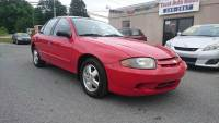2003 Chevrolet Cavalier LS 4dr Sedan