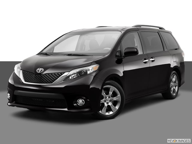 Photo Used 2014 Toyota Sienna LE Van For Sale on Long Island, New York