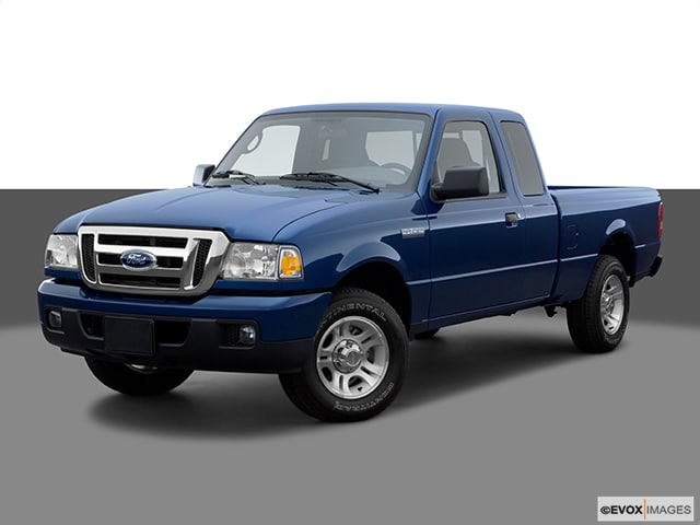 Photo Used 2007 Ford Ranger Truck Super Cab For Sale on Long Island, New York