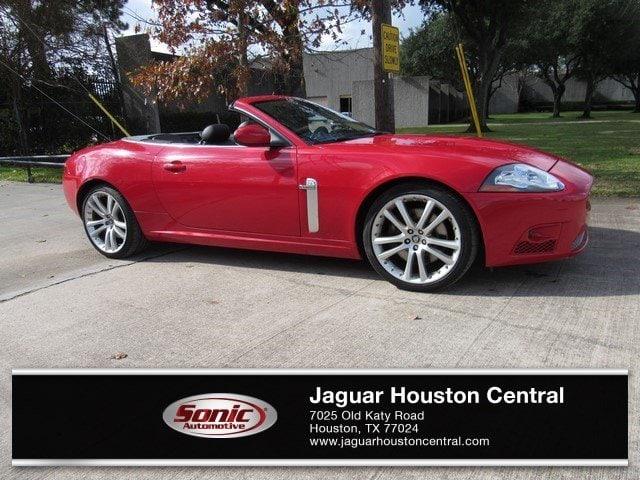 Photo Used 2007 Jaguar XKR XKR in Houston, TX