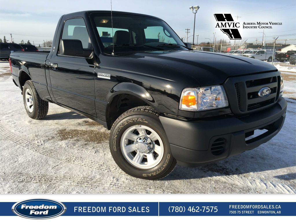 Photo Used 2011 Ford Ranger XL Air Conditioning, Cloth Seats Rear Wheel Drive 2 Door Pickup