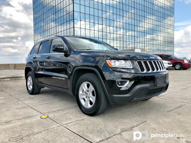 Photo Used 2015 Jeep Grand Cherokee Laredo SUV For Sale San Antonio, TX