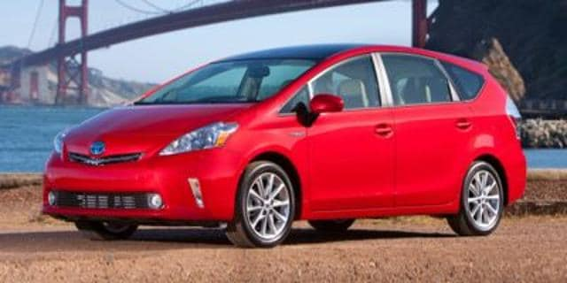 Photo Used 2014 Toyota Prius v 5dr Wgn Two in Salem, OR