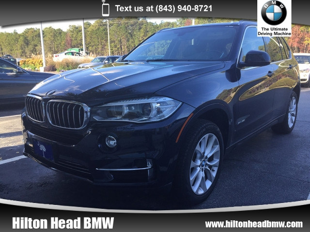 Photo 2015 BMW X5 xDrive35i SUV All-wheel Drive