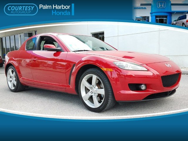 Photo Pre-Owned 2004 Mazda RX-8 6 Speed Manual Coupe in Tampa FL