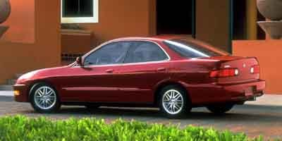 Photo Pre-Owned 2000 Acura Integra LS FWD 4D Sedan