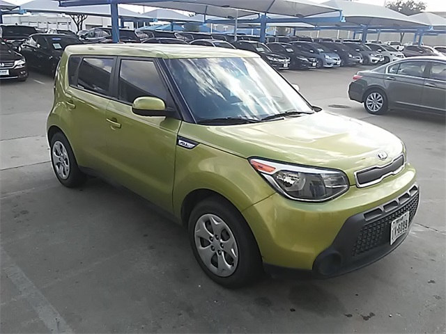 Photo 2015 Kia Soul Base For Sale Near Fort Worth TX  DFW Used Car Dealer