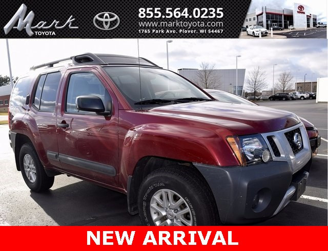 Photo Used 2014 Nissan Xterra X 4x4 4.0L V6 wPower Package  Cruise Control SUV in Plover, WI