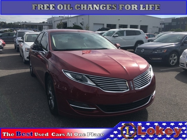 Photo Used 2013 Lincoln MKZ Base Sedan in Clearwater, FL