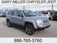 2016 Jeep Patriot Sport 4x4 SUV For Sale in Erie PA
