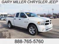 2015 Ram 1500 Truck Quad Cab For Sale in Erie PA